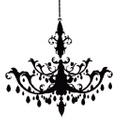 chandeliers boutique Logo
