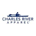 Charles River Apparel USA Logo
