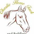 Charlie Horse Tack & Saddlery logo