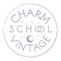 Charm School Vintage Logo