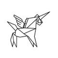 Chasin' Unicorns Logo