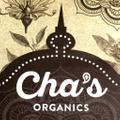 Cha's Organics Logo