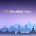Cheap Flights Freak Logo