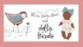 Che Bella Bows Logo