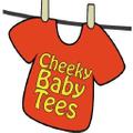 Cheeky Baby Tees Logo