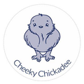 Cheeky Chickadee Store Logo
