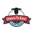 Cheers To Ewe Yarn Shop Logo