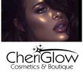 CheriGlow Cosmetics Logo