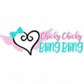 Chicky Chicky Bling Bling Logo