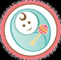 chubbycheeksbaby Logo