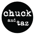 chuck and taz Logo