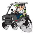 Chuck's Custom Carts 'N Parts Logo