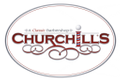 Churchills Barbershop Logo