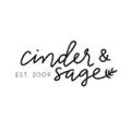 Cinder & Sage Logo