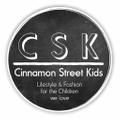 cinnamonstreetkids.com.au Logo