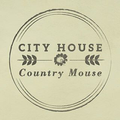 City House Country Mouse Logo