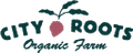 City Roots Organic Farm Logo