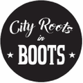City Roots in Boots logo