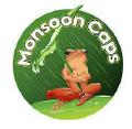 MONSOON CUSTOM APPAREL (MONSOON CAPS) Logo