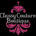 Classy Couture Boutique Logo