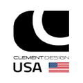 Clement Design USA Logo