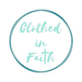 Clothed In Faith Apparel Logo