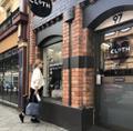 Cloth Boutique – clothlifestyle Logo