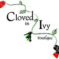 Cloved in Ivy Boutique Logo