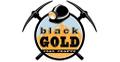 Black Gold Coal Crafts USA Logo
