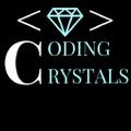 Coding Crystals Logo