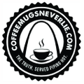 Coffee Mugs Never Lie Logo