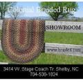Colonial Braided Rug Logo