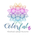 Colorful 4U USA Logo