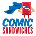comicsandwiches Logo
