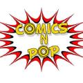 Comics n Pop Logo