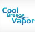 Cool Breeze Vapor USA Logo
