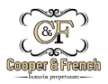 Cooper & French Soap Logo
