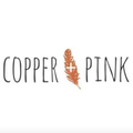 Copper + Pink NZ Logo