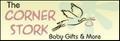 Corner Stork Baby Gifts Logo