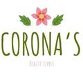 Corona's Beauty Supply USA Logo