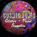 Cosmic Ron's Logo