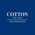 Cotton the First USA Logo