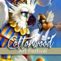 Cottonwood Art Festival logo