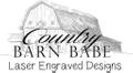 Country Barn Babe Logo
