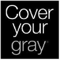 Cover Your Gray - Cover Gray Hair, Roots, and Thinning Hair in Seconds Logo