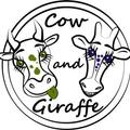 Cow and Giraffe Logo