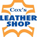 Cox's Leather Shop Logo