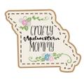 Crafty Midwestern Mommy Logo