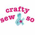 Crafty Sew&So Logo