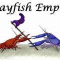 Crayfish Empire USA Logo